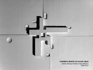 Convento Franciscano | Monte da Rocha | Beja:   por Helena Botelho Arquitectura
