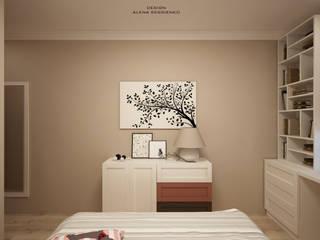 Спальня: Спальни в . Автор – ALENA SERGIENKO