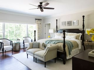 Riverside Retreat - Guest Bedroom by Lorna Gross Interior Design Classic