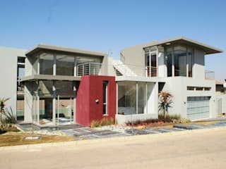 House in Kyalami Essar Design Modern houses