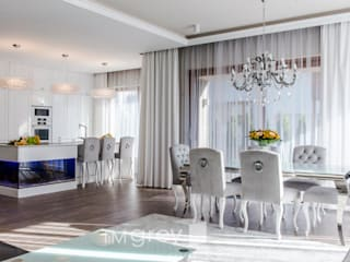 TiM Grey Interior Design Dining room