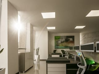 Study/office by 2M Arquitectura
