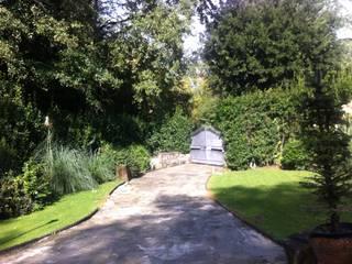 Casale nel Chianti: Giardino in stile  di Vivrevert et sport