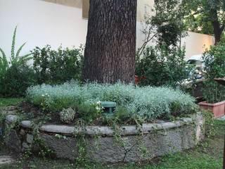 Realizzazione giardino struttura ricettiva: Giardino in stile  di Vivrevert et sport