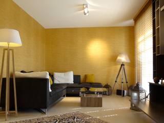Décoration d'intérieur particuliers et professionnels:  de style  par Frédérique Matthys