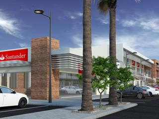 Acrópolis Arquitectura مراكز تسوق/ مولات