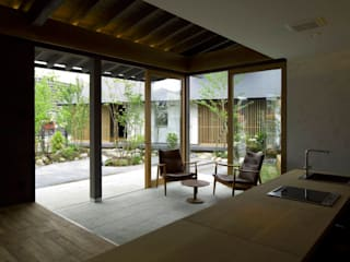 หน้าต่าง โดย 環アソシエイツ・高岸設計室,