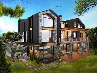 Ulus Architects – : modern tarz , Modern