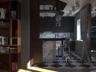 SIGMA Project: Гостиная в . Автор – SVPREMVS
