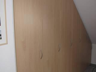 schrankwerk.de RecámarasArmarios y cómodas Aglomerado Acabado en madera
