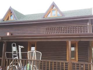 YAPISAN AHŞAP Klasik Evler YAPISAN AHŞAP Klasik