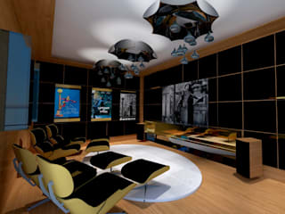 Home Theater By CA