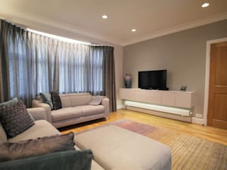 Cissbury Ring - North Finchley Patience Designs Studio Ltd Living room