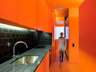 Apartamento 4nAjuda Cozinhas modernas por Atelier Base Moderno