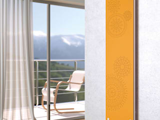 SCIROCCO H Living roomAccessories & decoration Iron/Steel Orange