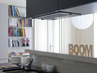 appartamento in città Cucina moderna di zerbini villani architetti Moderno