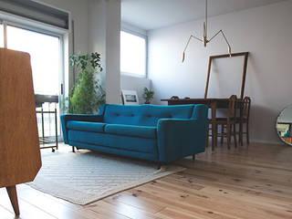 sala de estar: Salas de jantar  por OTTOTTO