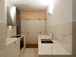 ABPROJECTOS Minimalist kitchen