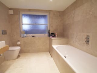 Cloudesley Road, Islington Patience Designs Studio Ltd Modern bathroom