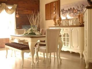 ürünlerimiz Kolonyal Yemek Odası Baloğlu Mobilya - Avangarde & Country & Provincial Kolonyal