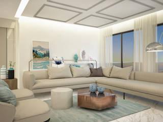 Voltaj Tasarım Living roomAccessories & decoration Copper/Bronze/Brass Beige