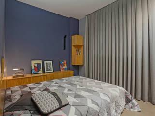 QUARTO PRINCIPAL: Quartos  por Botti Arquitetura e Interiores-Natália Botelho e Paola Corteletti