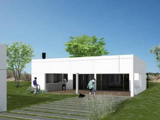 Casas modernas de BDB Arquitectura Moderno