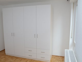schrankwerk.de RecámarasArmarios y cómodas Blanco