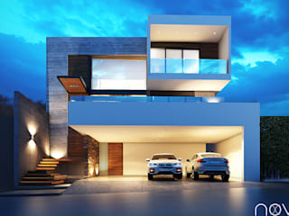 homify Minimalist houses