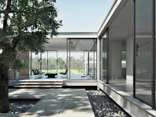 Renders casa Rosen de FOCO