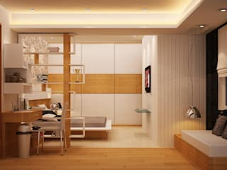by Schaffen Amenities Private Limited Сучасний