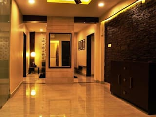 4BHK Royal Heritage, Bhubaneswar Moderne Hotels von Schaffen Amenities Private Limited Modern