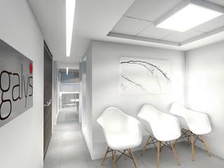 BUFETE DE ABOGADOS LEGACYS Oficinas de estilo minimalista de Grupo JOV Arquitectos Minimalista
