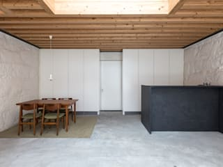 Comedores minimalistas de a*l - alexandre loureiro arquitectos Minimalista