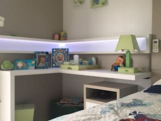 Nursery/kid's room by Up Decor Interiores, Modern