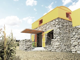 Casa UNO Casas rurales de HMJ Arquitectura Rural