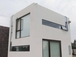 Casa PW: Casas de estilo  por Moreno Wellmann Arquitectos
