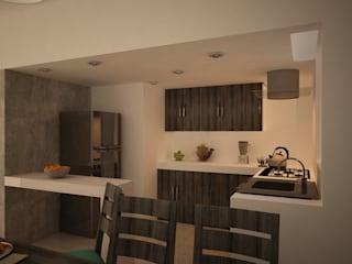 Ecourbanismo Kitchen