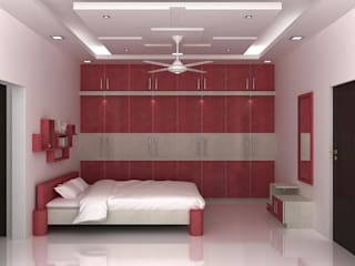 bedroom designs:   by Splendid Interior & Designers Pvt.Ltd