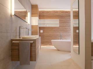 Badumbau I Längwies Moderne Badezimmer von einfall7 GmbH Modern