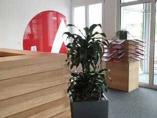 technische betriebe | flawil: modern  von einfall7 GmbH,Modern