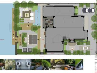 Modern Garden by Studio-B-Gardens Modern