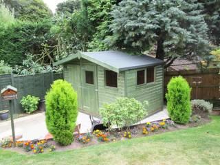 Superior Garden Shed CraneGardenBuildings Garages & sheds
