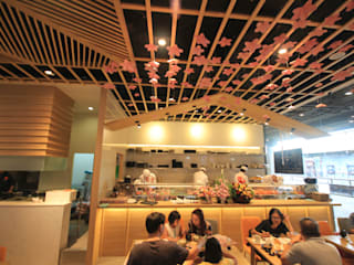 Neta fish and meat @ the jas srinakarin:   by  good space  plus interiror- architect co.,ltd