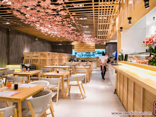 Neta fish and meat @ The street Rachada:   by  good space  plus interiror- architect co.,ltd