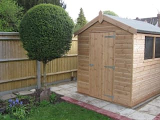 Classic Sheds: classic  by CraneGardenBuildings, Classic