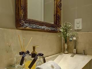 Lavabo TB Casas de banho modernas por Dome arquitetura Moderno