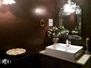 PROJECTS DELIVERED BY KOTRI Mediterranean style bathroom by Devyani Kumari Lifestyle & Designs Mediterranean