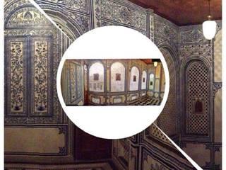 RUSTIC APPROACH Rustic style conservatory by Devyani Kumari Lifestyle & Designs Rustic