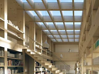 Estudios y despachos de estilo minimalista de a*l - alexandre loureiro arquitectos Minimalista